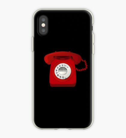 NDVH Telephone iPhone Case