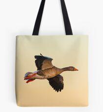 Greylag goose Tote Bag