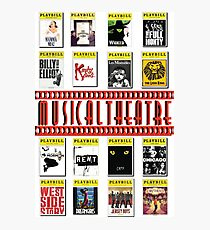 Musical Theatre! Photographic Print