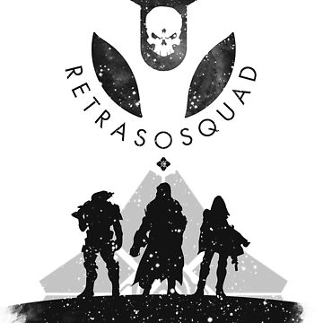 RetrasoSquad Destino by dsgndm