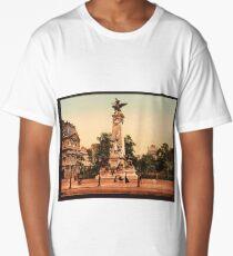 Paris Monument vintage photo Long T-Shirt