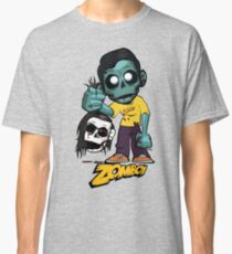 Zomboy with Skrillex Classic T-Shirt