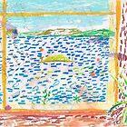 Aloe Vera by the Window by John Douglas