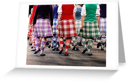 March off in colour by tayforth