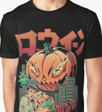 THE KILLER PUMPKIN Graphic T-Shirt