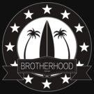 Surfing Brotherhood T Shirt by Fangpunk
