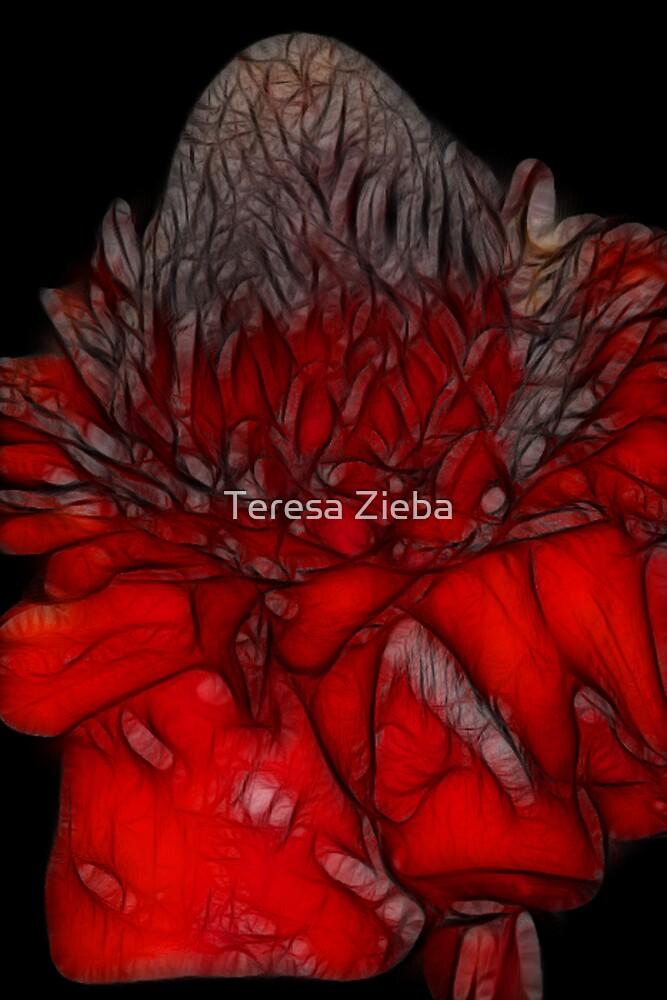 Fractalius Torch Ginger by Teresa Zieba