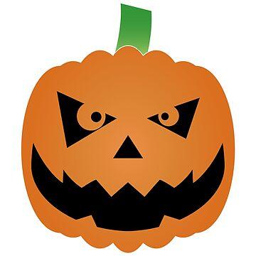 Pumpkin by varsitywolf