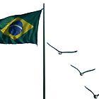 Winds of Brazil - white by delcueto