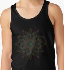 Mandala - Natural Peace - Dancing Tree Tank Top