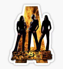 Charlie's Angels Sticker