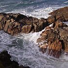 Hebridean Seascape by EasterDaffodil