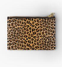 Bolso de mano Estampado de leopardo