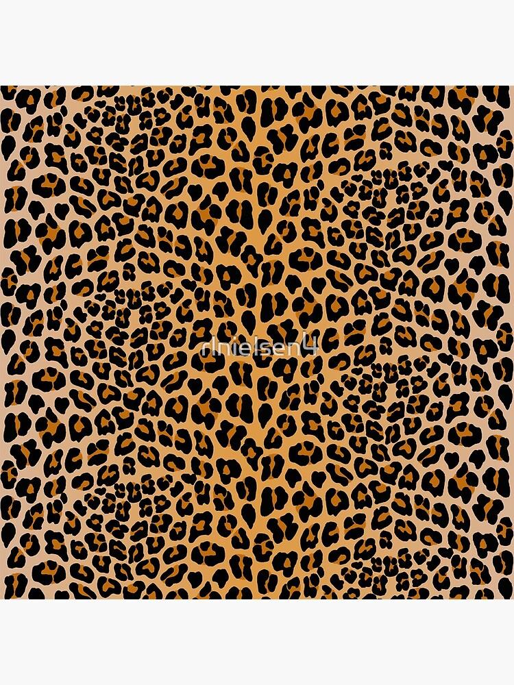 Estampado de leopardo de rlnielsen4