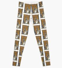 Illuminated New Testaments Revelations Leggings