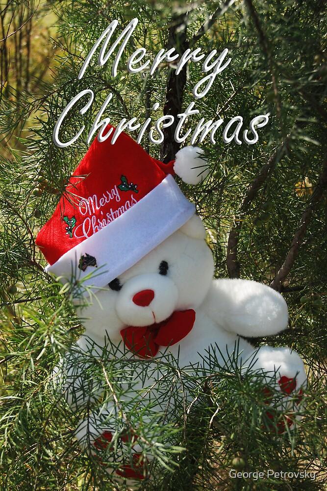 Merry Christmas No 2 by George Petrovsky