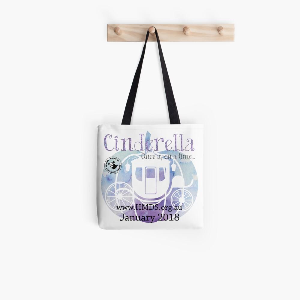 Cinderella - Holroyd Musical & Dramatische Gesellschaft Stofftasche