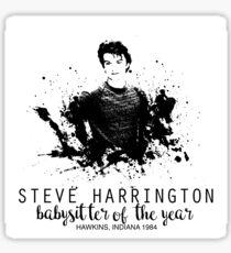 Steve Harrington Sticker