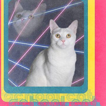 School Cat by LostVox