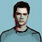 Danny Pino [Mixed Media] by #PoptART products from Poptart.me