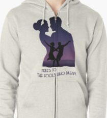 The fools Zipped Hoodie
