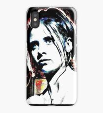 she saved the world, alot iPhone Case/Skin