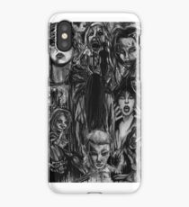 Ladies of Horror iPhone Case/Skin