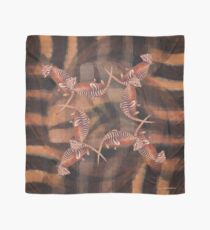 ICON ~ TAZZIE TALES OF - Thylacine Secrets by tasmanianartist Scarf