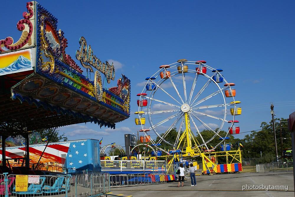 Ferris Wheel by photosbytammy
