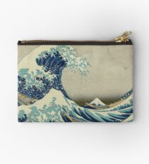 The Great Wave off Kanagawa Studio Pouch