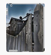 Goulburn fence iPad Case/Skin