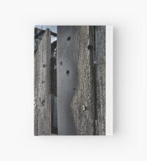 Goulburn fence Hardcover Journal