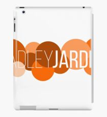 Bradley Jardine iPad Case/Skin