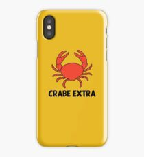 Tintin - Crab With the Golden Claws iPhone Case