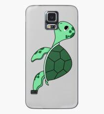 Turtle chibi Case/Skin for Samsung Galaxy