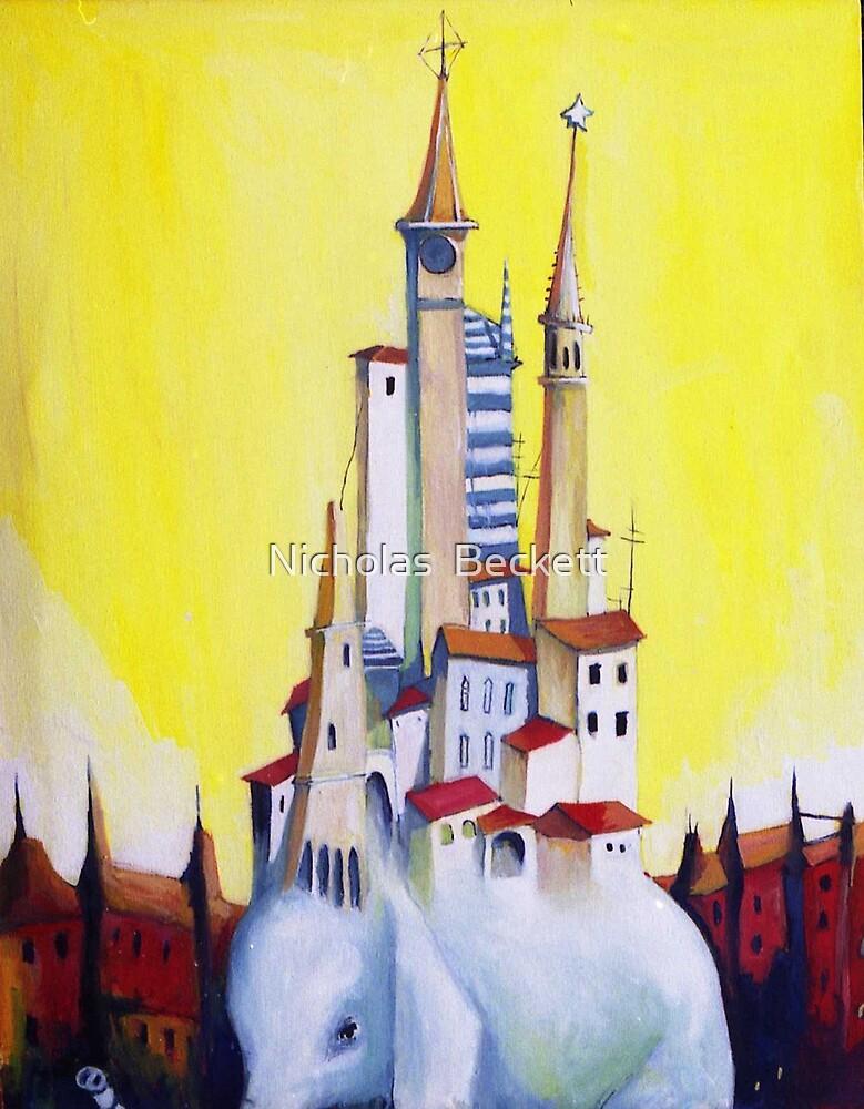 Fat City by Nicholas  Beckett