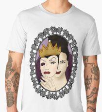 Regina & The Evil Queen Men's Premium T-Shirt
