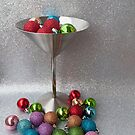 Christmas 2017 Baubles Martini by Jen Waltmon
