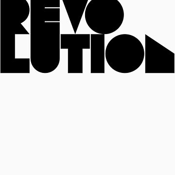 revolution by OrnamentandCrime