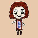 Jennifer Morrison Snickers by CapnMarshmallow
