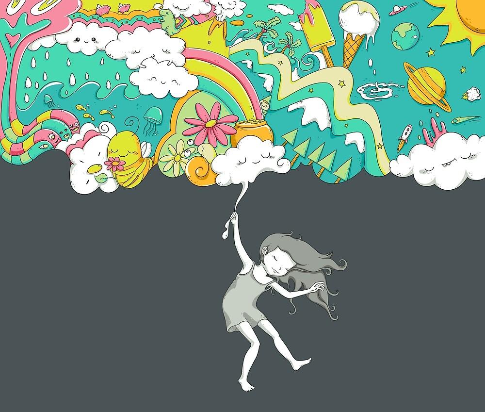 Dreams by Lili Batista