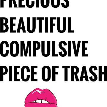 Riverdale - Precious, Beautiful, Compulsive Piece of Trash by CactusPop