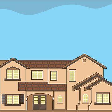 Desert House by vectorworks51