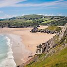 Three Cliffs Bay  South Wales by 29Breizh33