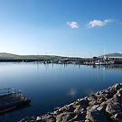 Dingle Harbour by stormygt