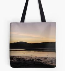 Ballycarbery Sunset Tote Bag