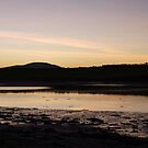 Ballycarbery Sunset by stormygt