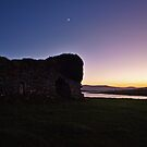Ballycarbery Evening by stormygt