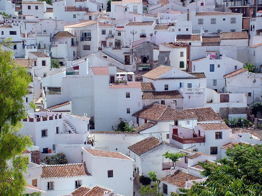Comares by Angus Russell