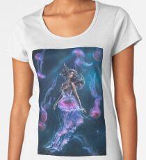 Medusa Camiseta premium para mujer